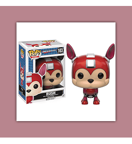 Pop! Megaman Vinyl Figure: Rush 2016