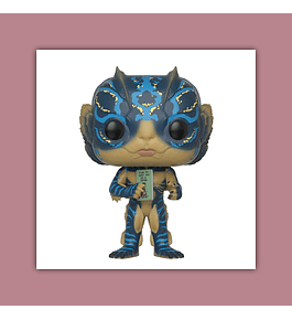 Pop! Shape of Water Vinyl Figure: Amphibian Man with Card 2018