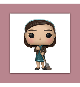 Pop! Shape of Water Vinyl Figure: Elisa with Broom 2018