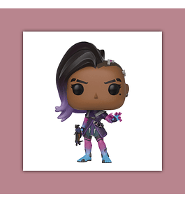 Pop! Overwatch Vinyl Figure: Sombra 2018