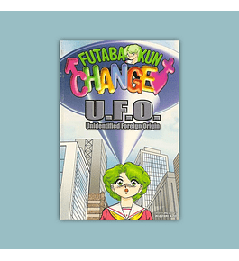 Futaba-Kun Change! Vol. 08: UFO! Unidentified Foreign Origins 2003