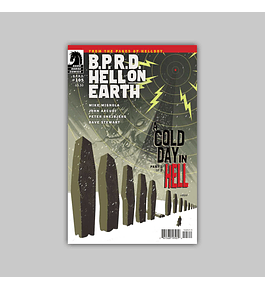 BPRD: Hell on Earth 105 2013