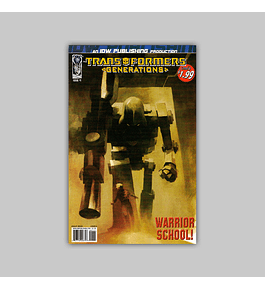 Transformers: Generations 1 2006