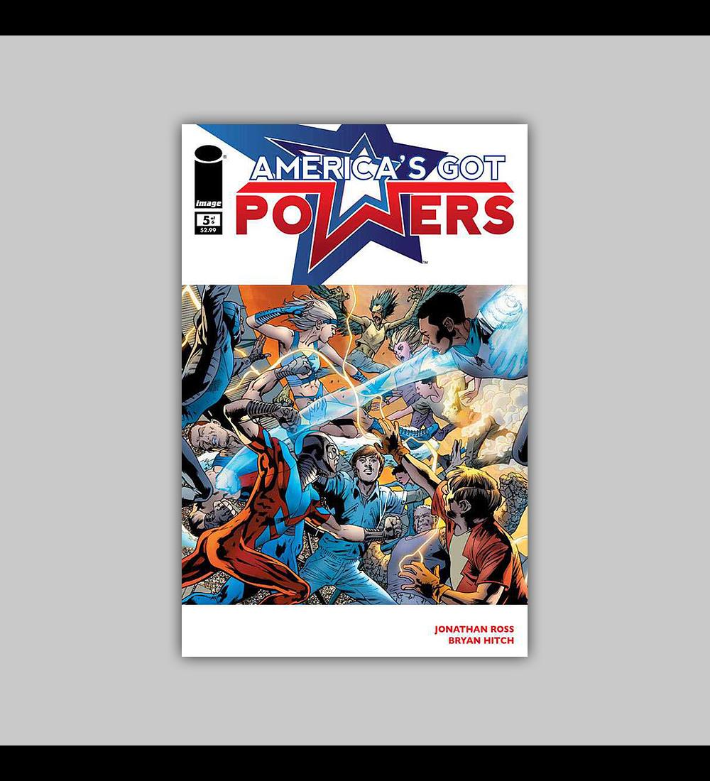 America's Got Powers 5 2013