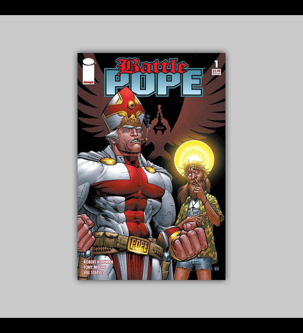 Battle Pope 1 2005