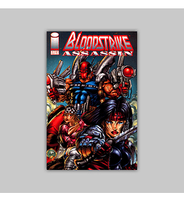Bloodstrike Assassin 1 1995