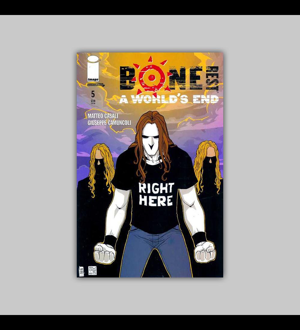 Bone Rest: A World's End 5 2005