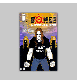 Bone Rest: A World's End 5 2005