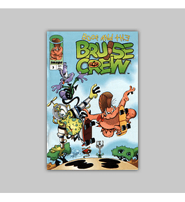 Boof and the Bruise Crew 3 1994