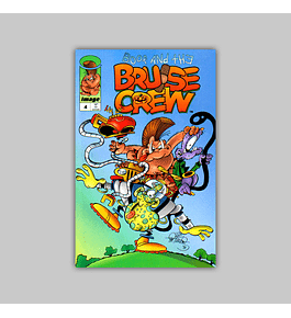 Boof and the Bruise Crew 4 1994