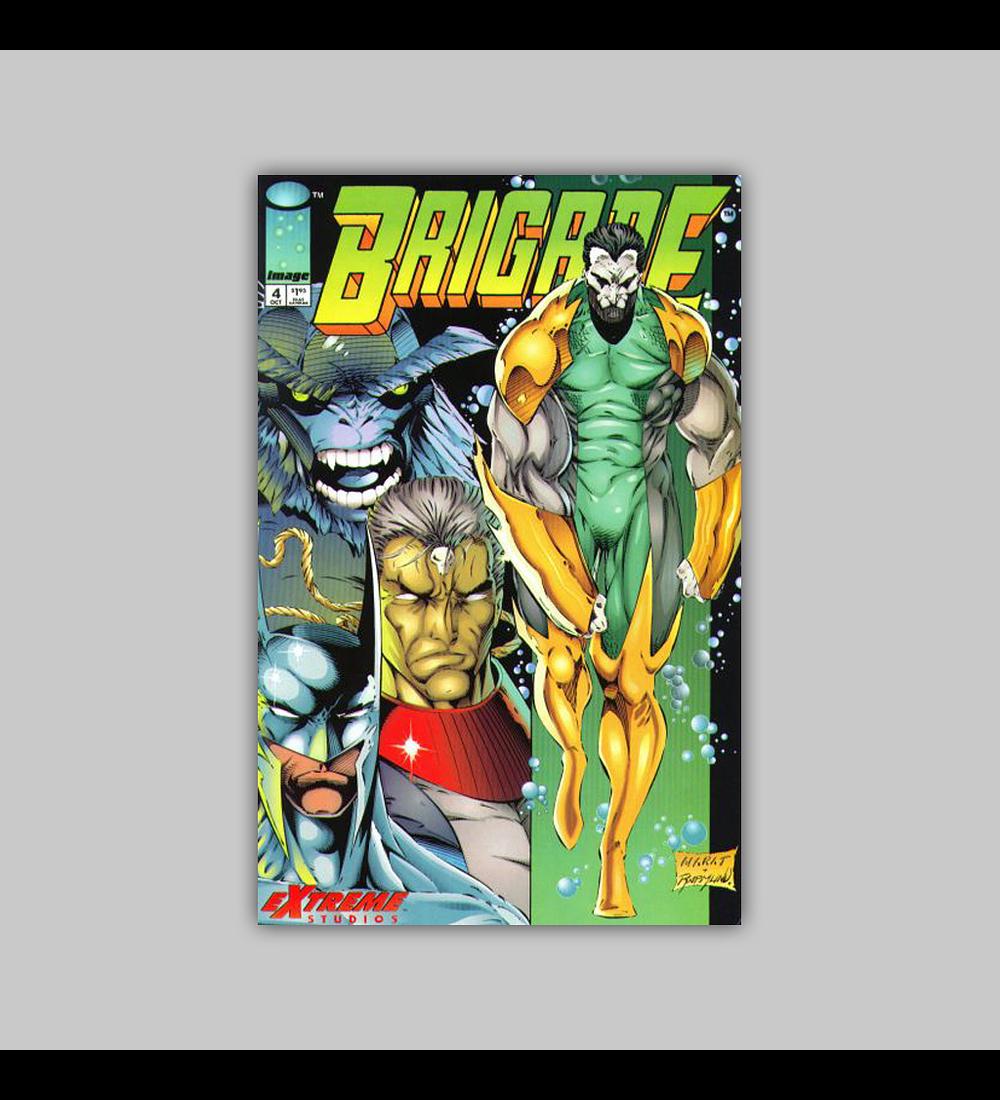 Brigade (Vol. 2) 4 1993