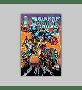 Brigade (Vol. 2) 20 1995