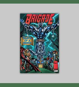 Brigade (Vol. 2) 21 1995
