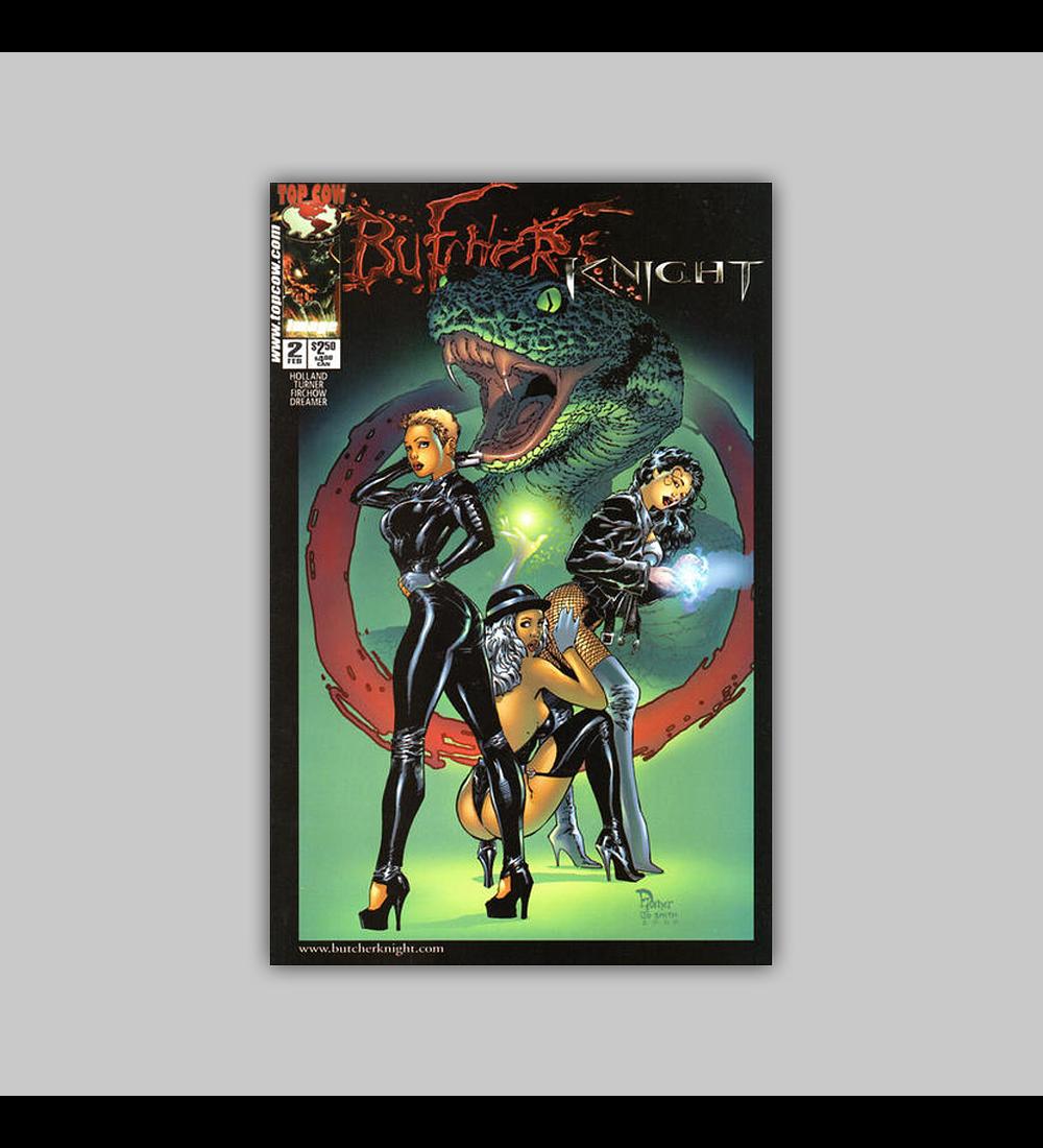 Butcher Knight 2 2001