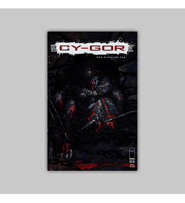 Cy-Gor 5 1999