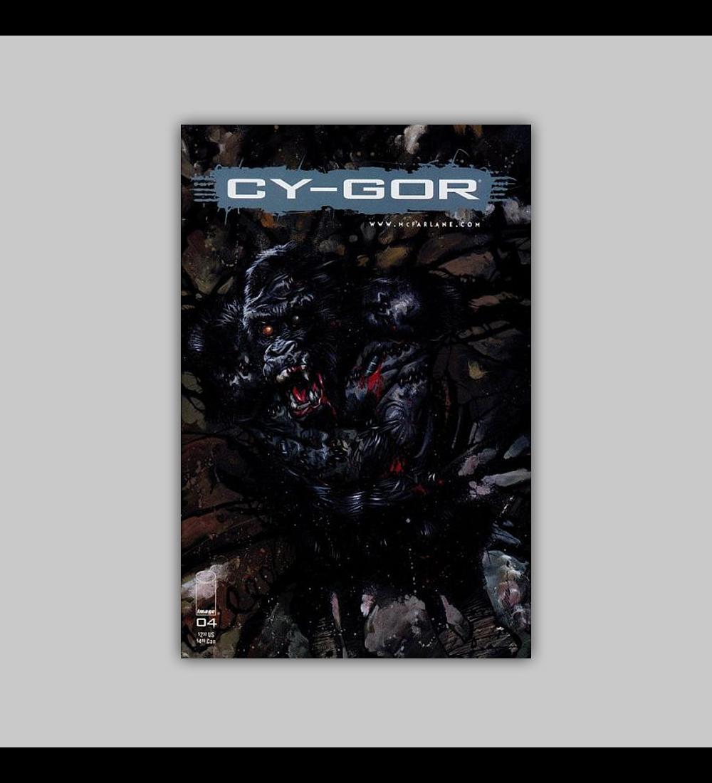 Cy-Gor 4 1999