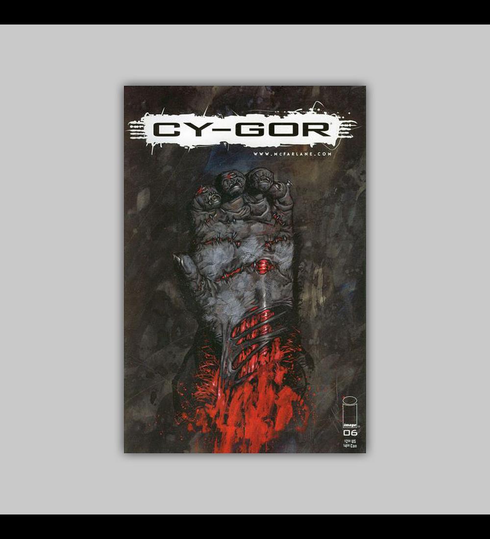 Cy-Gor 6 1999