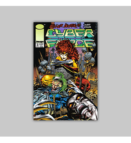 Cyber Force 3 1994