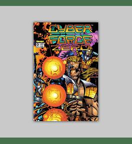 Cyberforce (Vol. 2) 0 1993