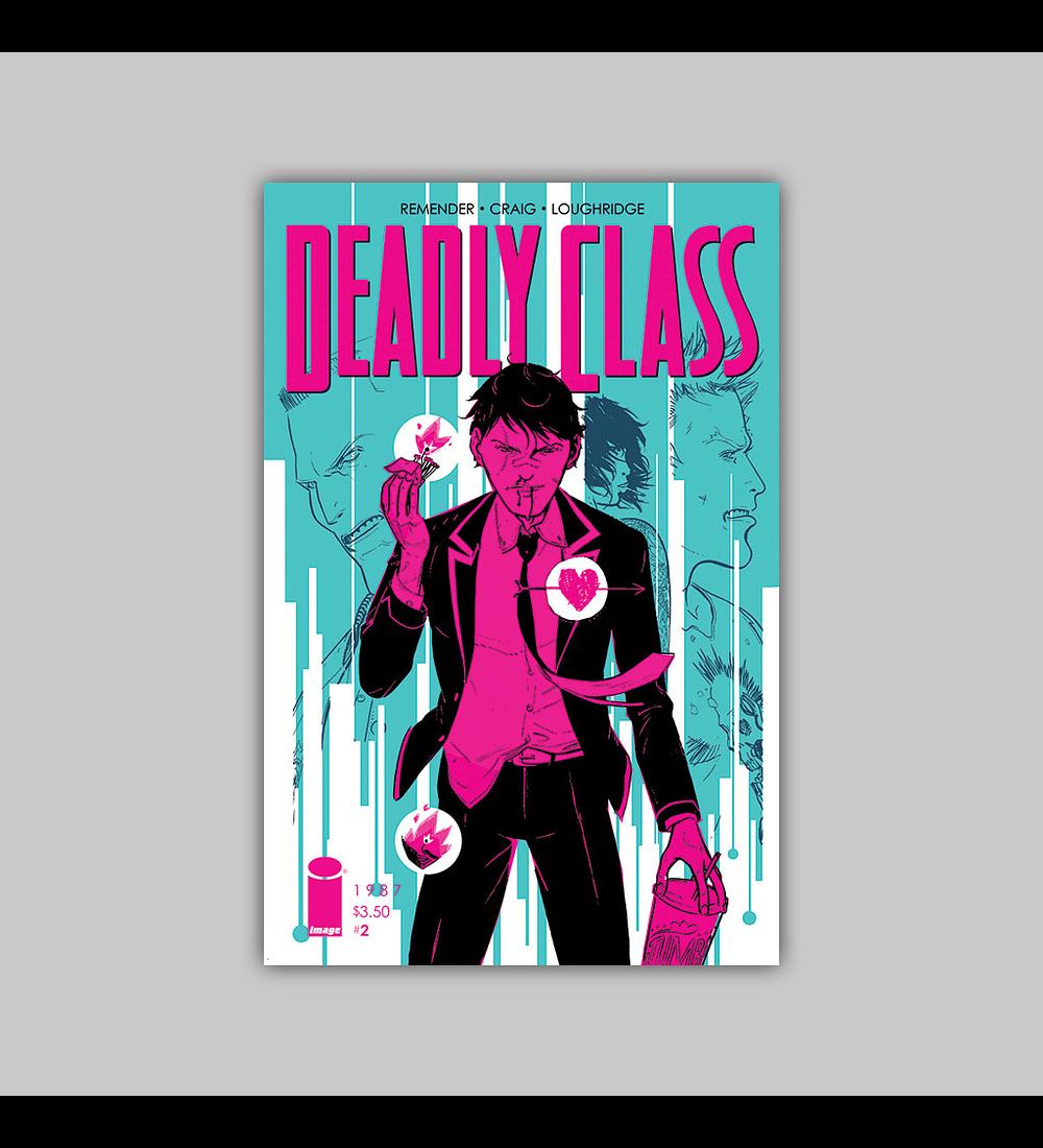 Deadly Class 2 2014