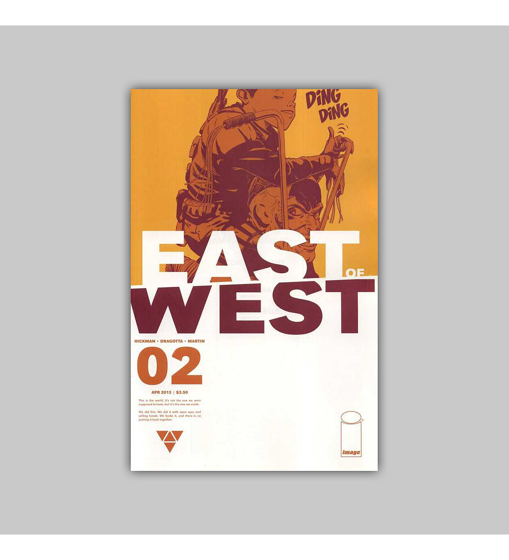 East of West 2 2013