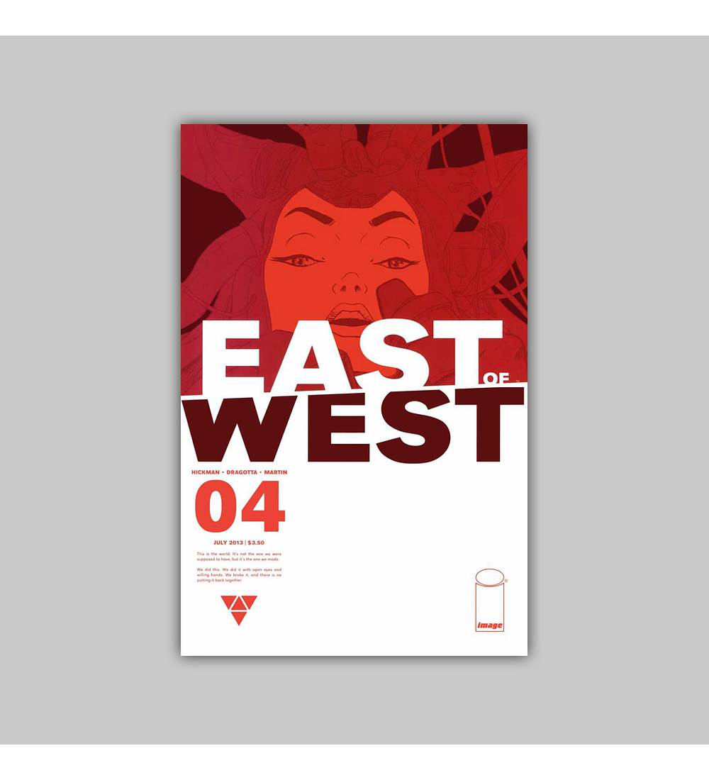 East of West 4 2013