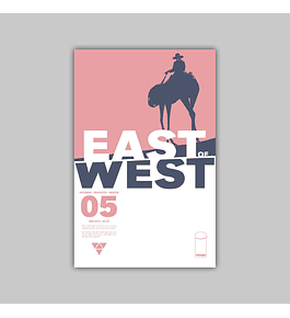 East of West 5 2013
