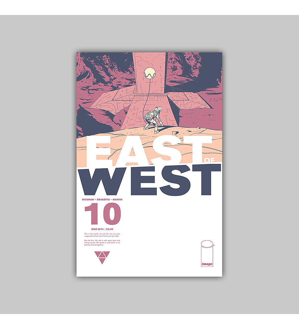 East of West 10 2014