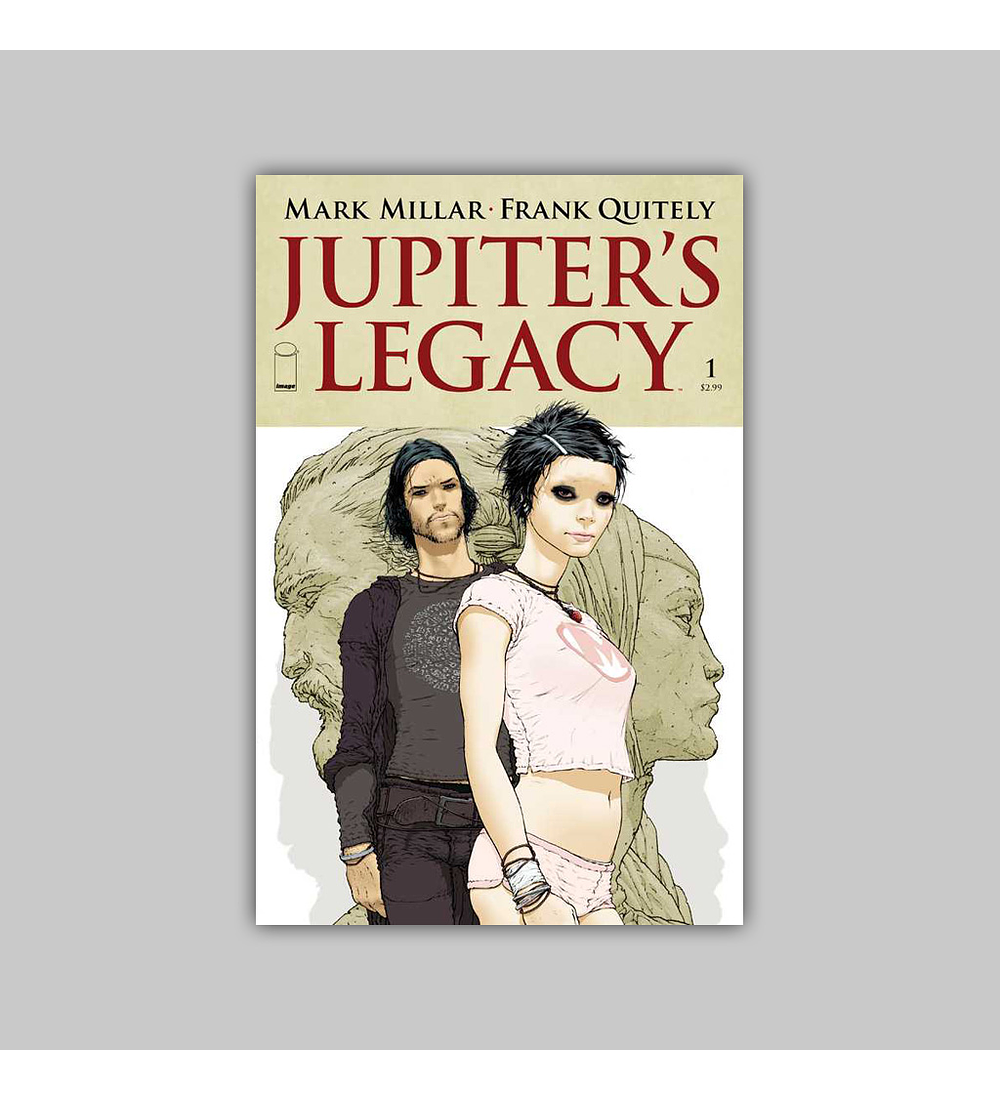 Jupiter's Legacy 1 2013