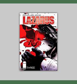 Lazarus 3 2013