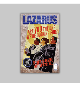 Lazarus 8 2014