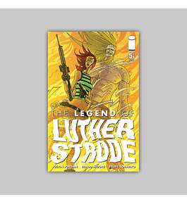Legend of Luther Strode 5 2013