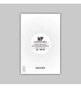 Manhattan Projects 9 2013