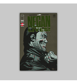Negan Lives 1 Gold Foil 2020