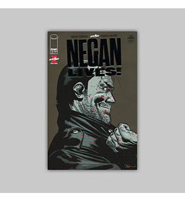 Negan Lives 1 Silver Foil 2020