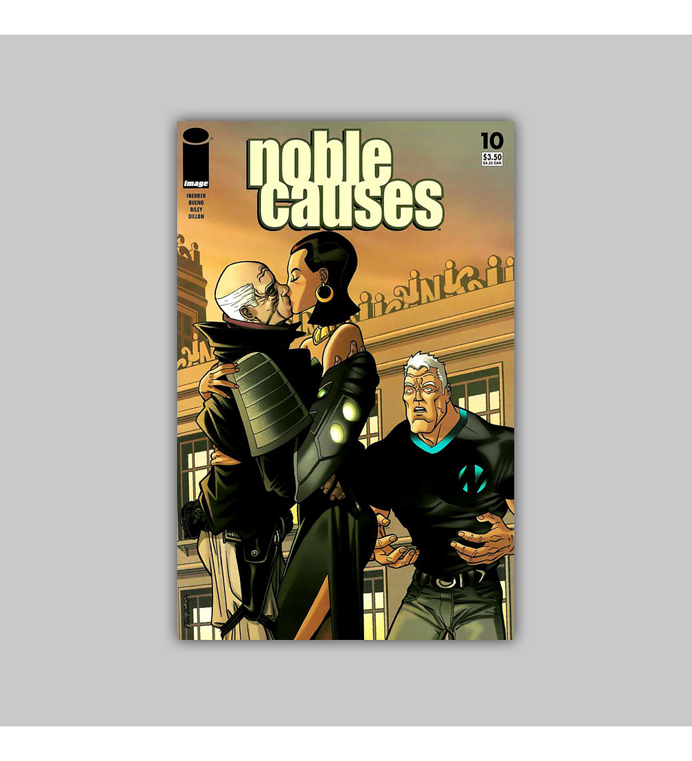 Noble Causes 10 2005