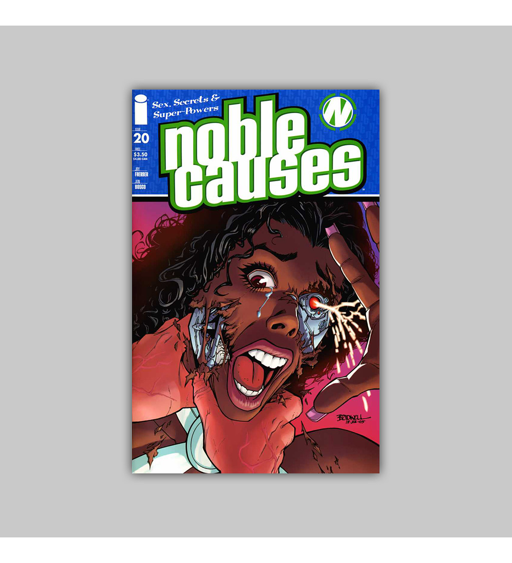 Noble Causes 20 2006