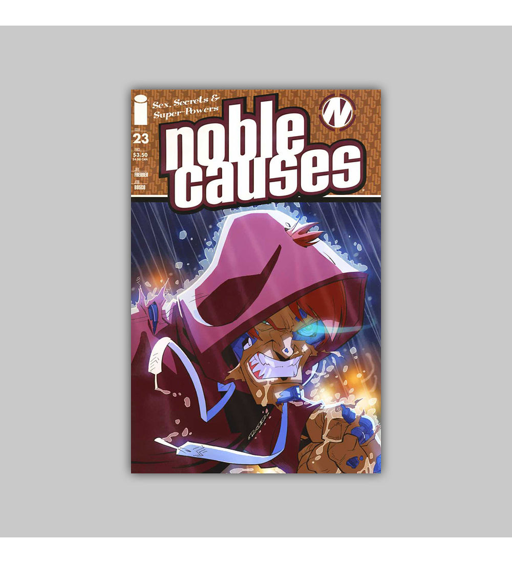 Noble Causes 23 2006