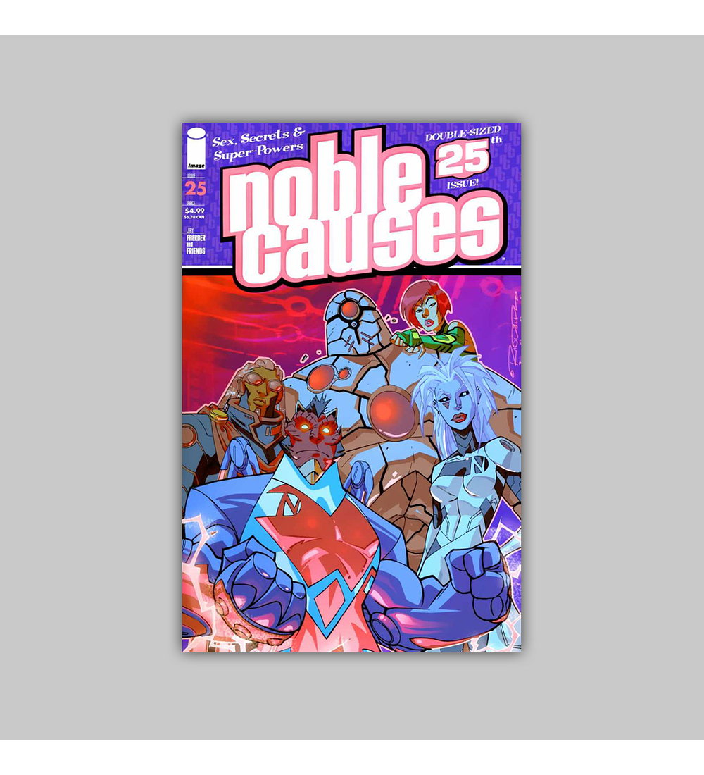 Noble Causes 25 2006