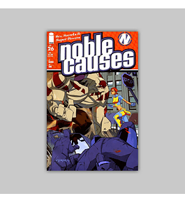 Noble Causes 26 2006