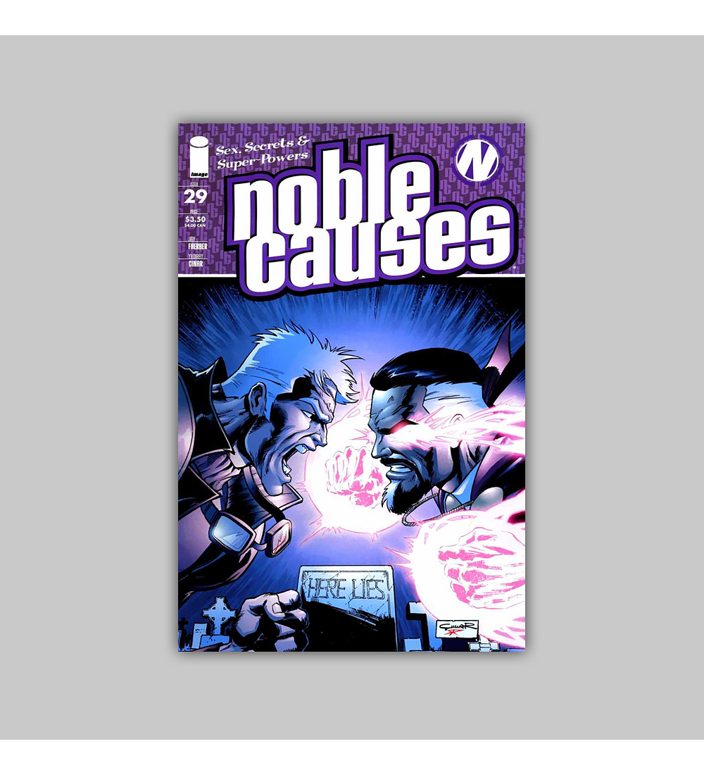 Noble Causes 29 2007