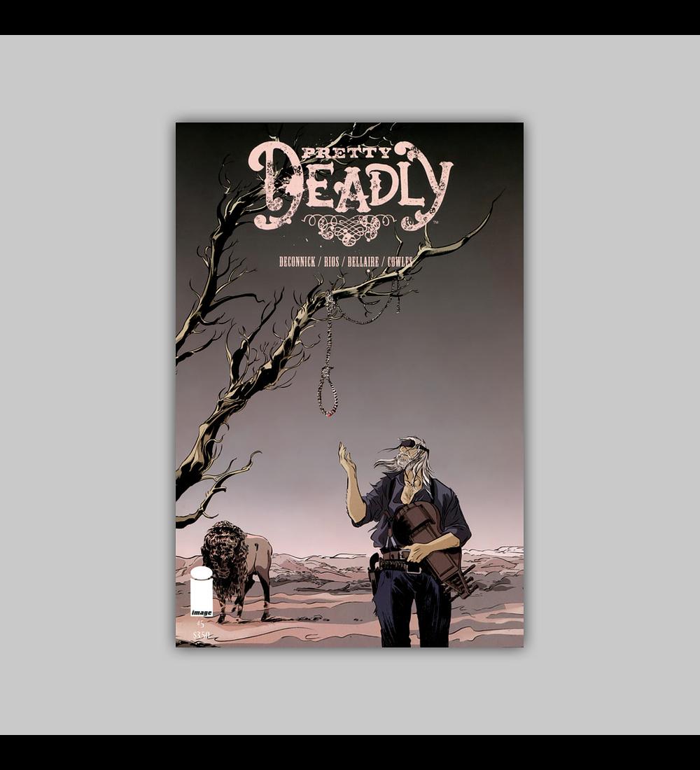 Pretty Deadly 5 2014