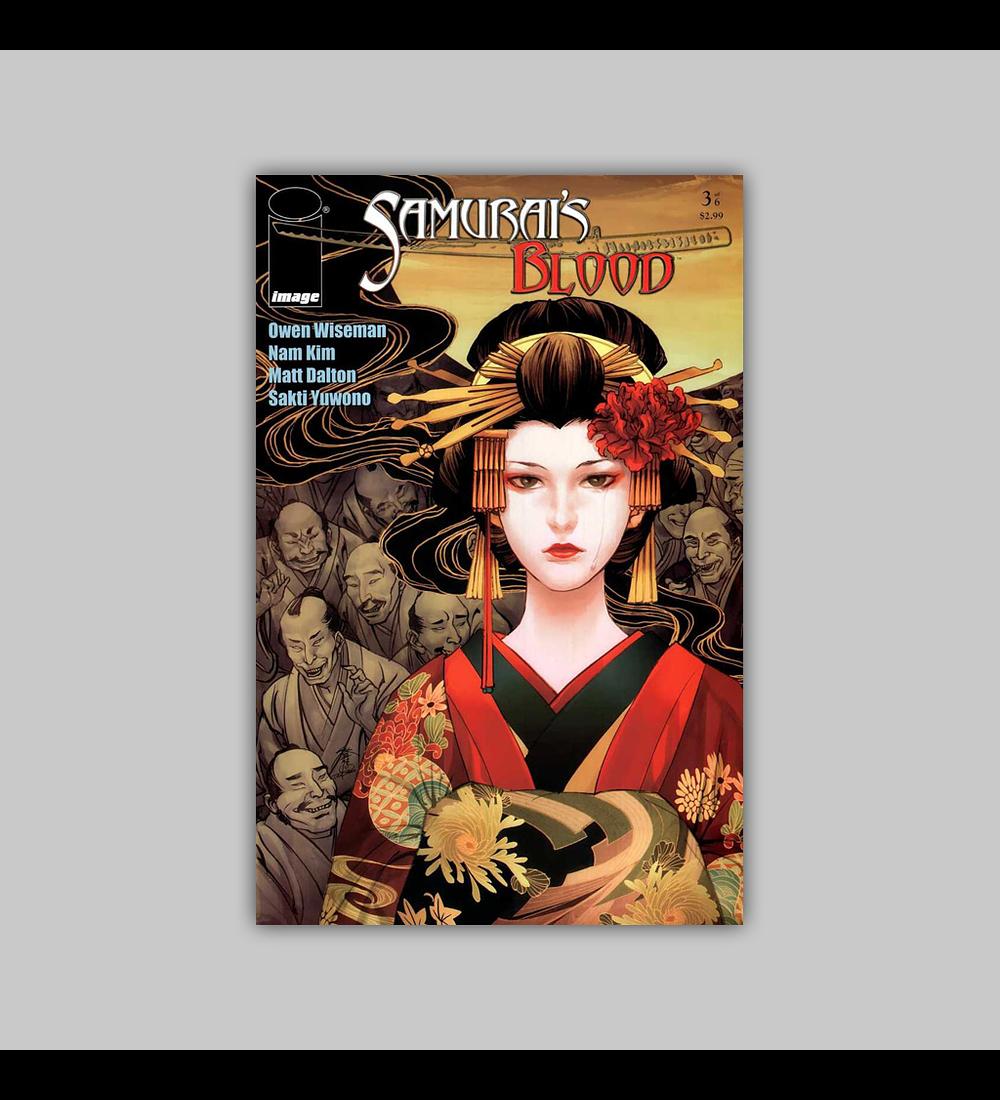 Samurai's Blood 3 2011