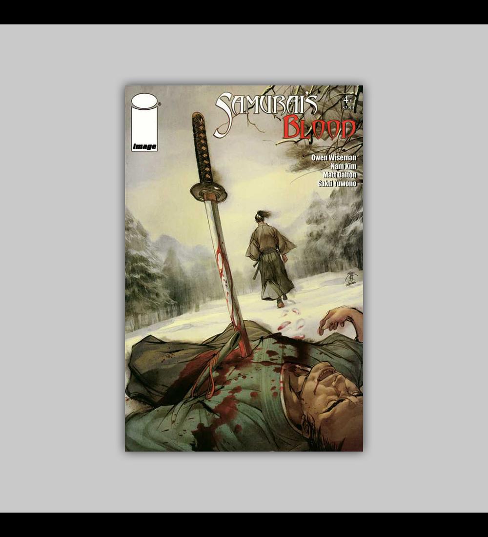 Samurai's Blood 4 2011