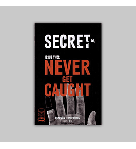 Secret 2 2nd printing 2012