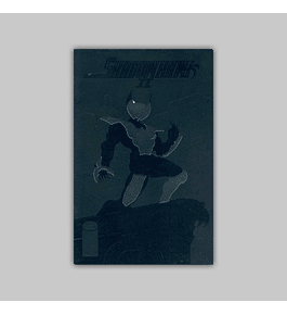 Shadowhawk II 1 Die-Cut 1993