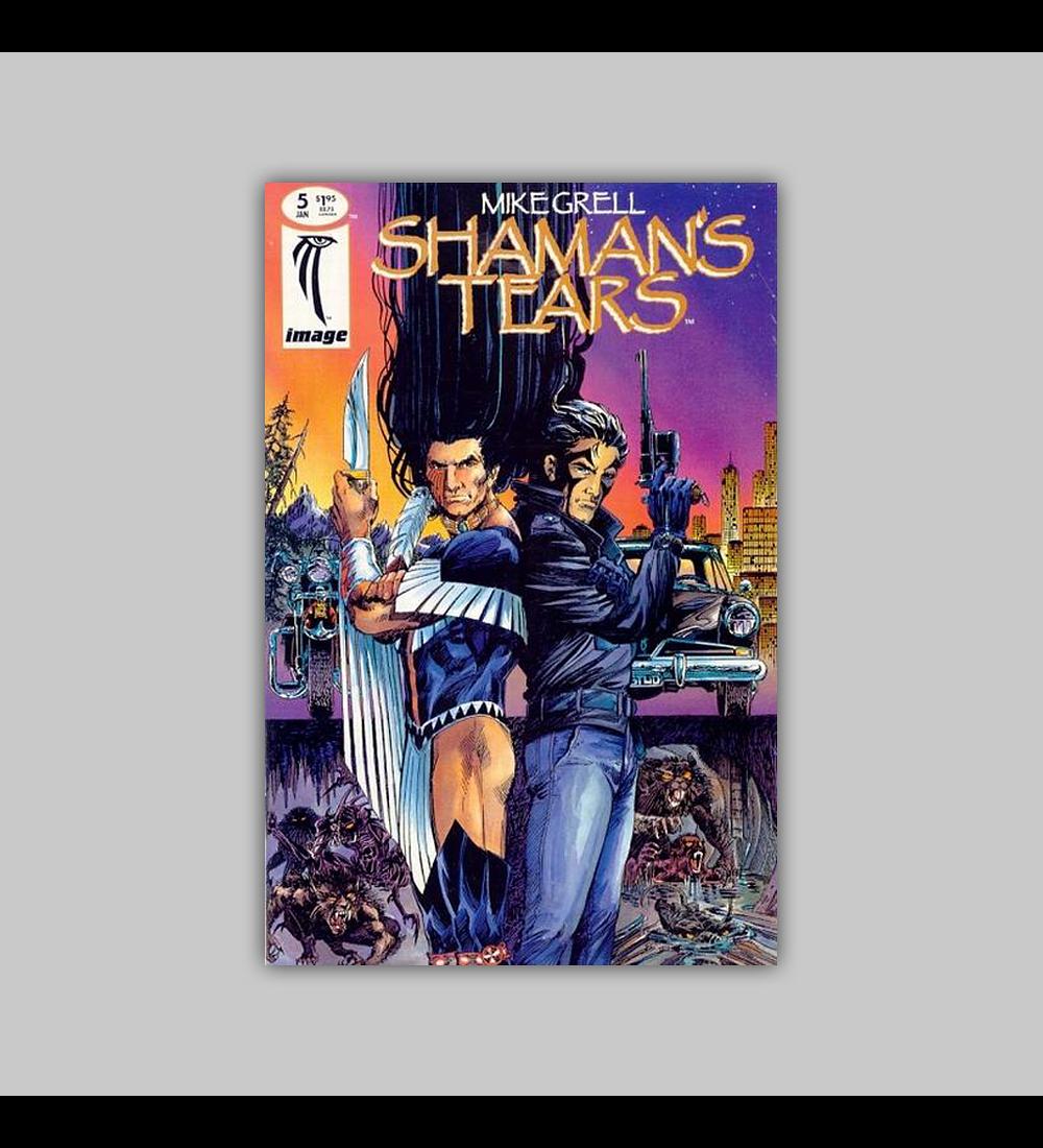 Shaman's Tears 5 1995
