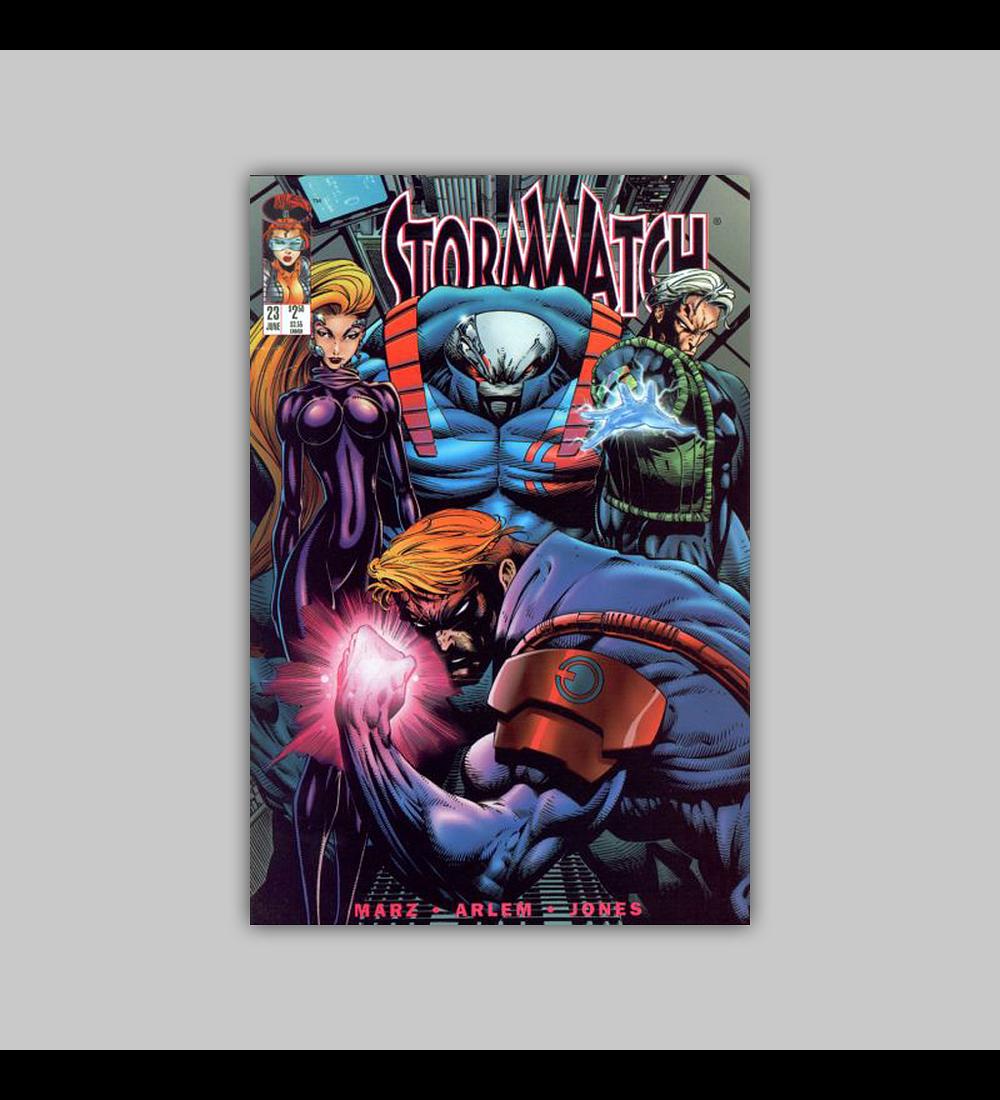 Stormwatch 23 1995