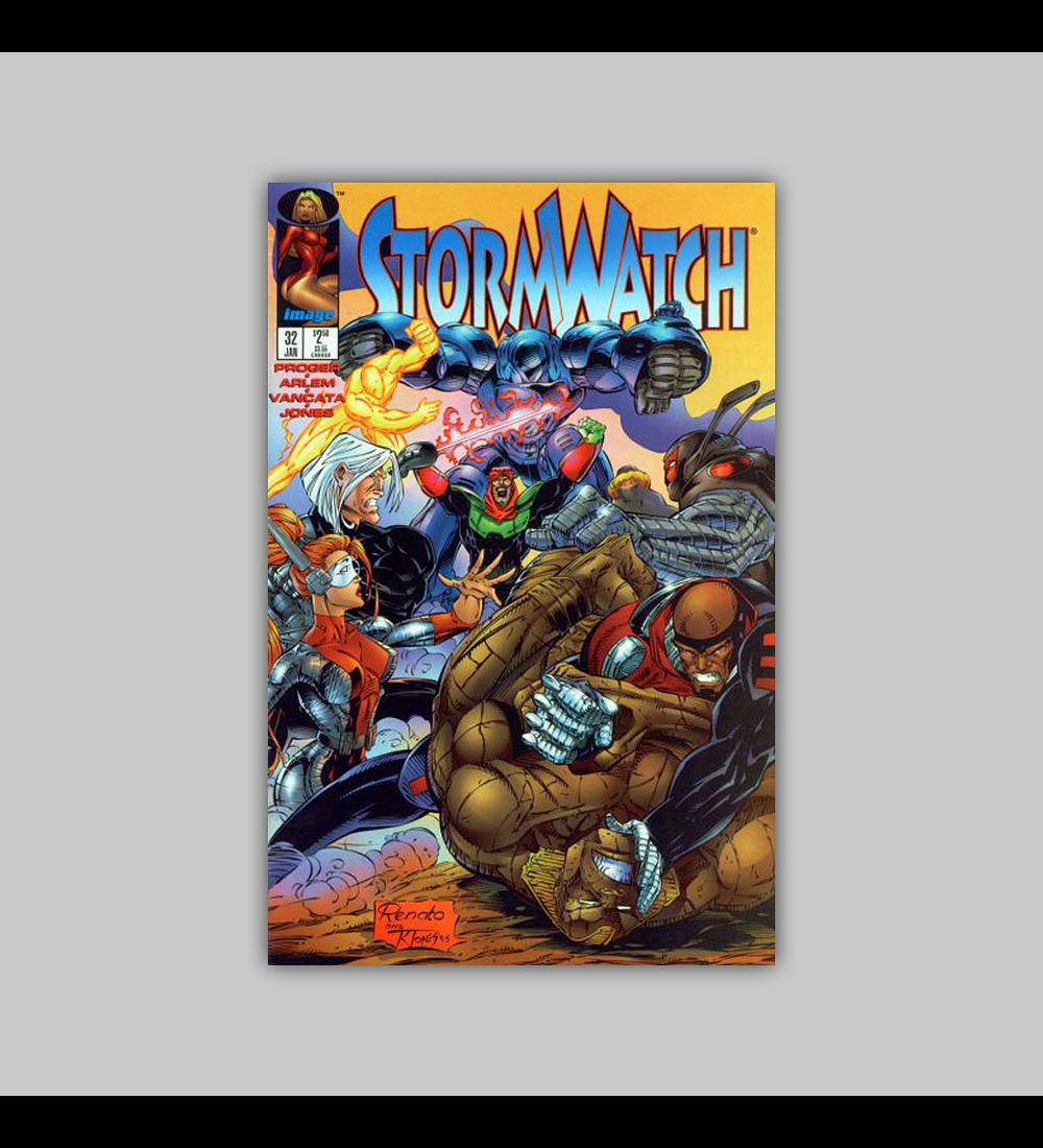 Stormwatch 32 1996