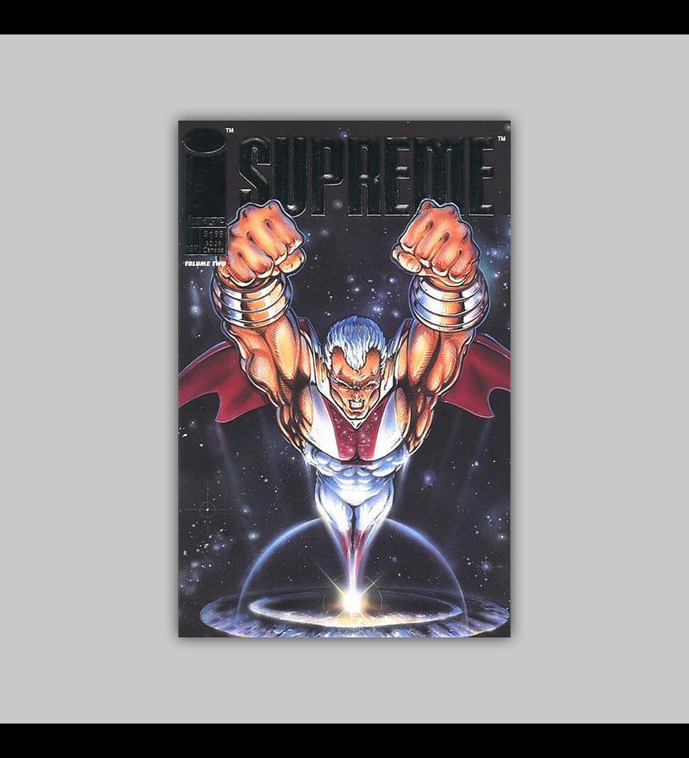Supreme 1 Foil 1992
